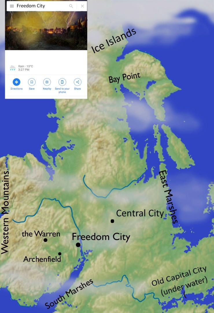WP-0 Map for Resistance - Phoenix