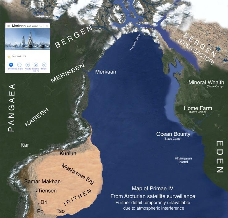 WP-1 Primae map 5